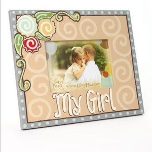 Glory Haus picture frame